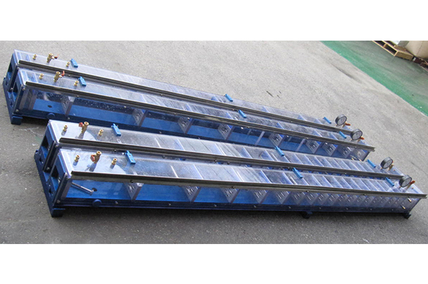 Cooling Box for Plastic Extrution02